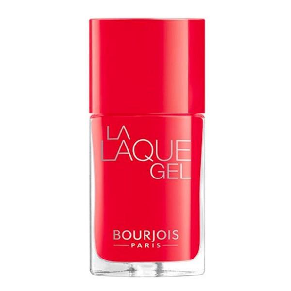 Bourjois la laque gel laca de uñas 05 are you reddy duo