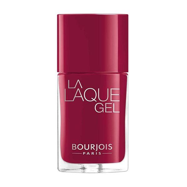 Bourjois la laque gel laca de uñas 08 cherry d'amour duo (blister)