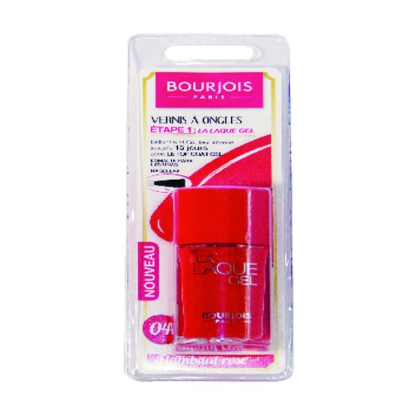 Bourjois la laque gel laca de uñas 16 un vert a nice (blister)
