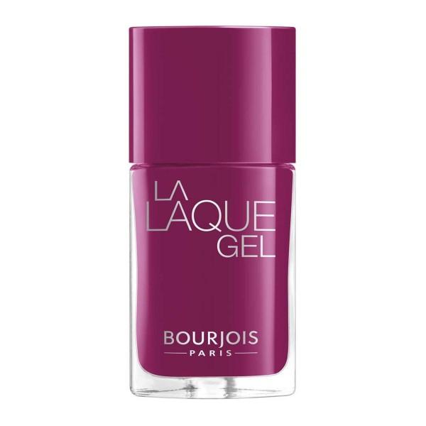 Bourjois la laque gel laca de uñas 10 beach violet