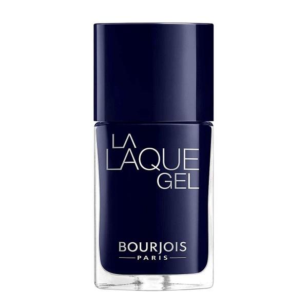 Bourjois la laque gel laca de uñas 24 blue garou