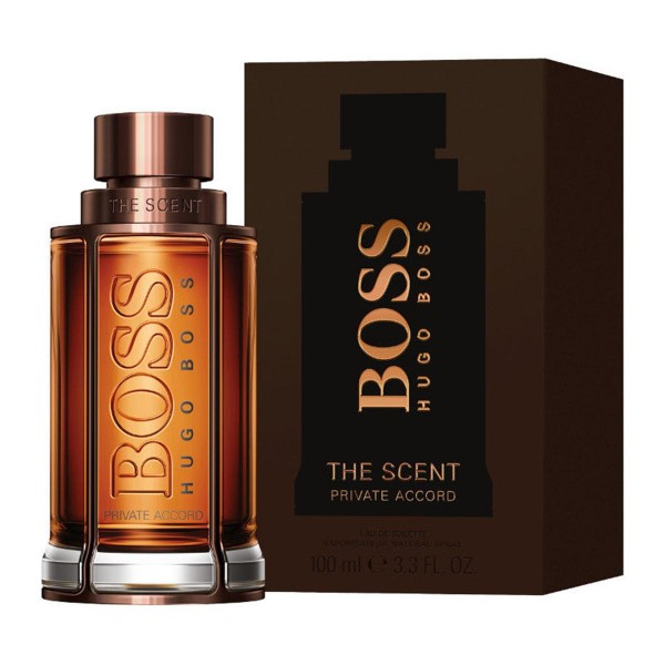 Hugo boss scent her private eau de toilette 100ml vaporizador