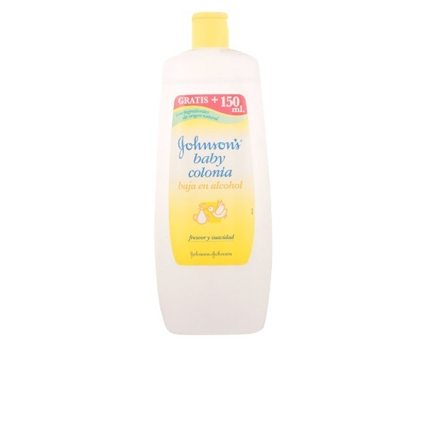 JOHNSONS COLONIA 600 + 150 ml