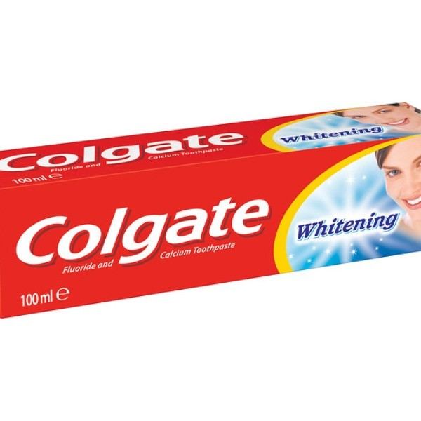 COLGATE Dentífrico Whitening 100ml