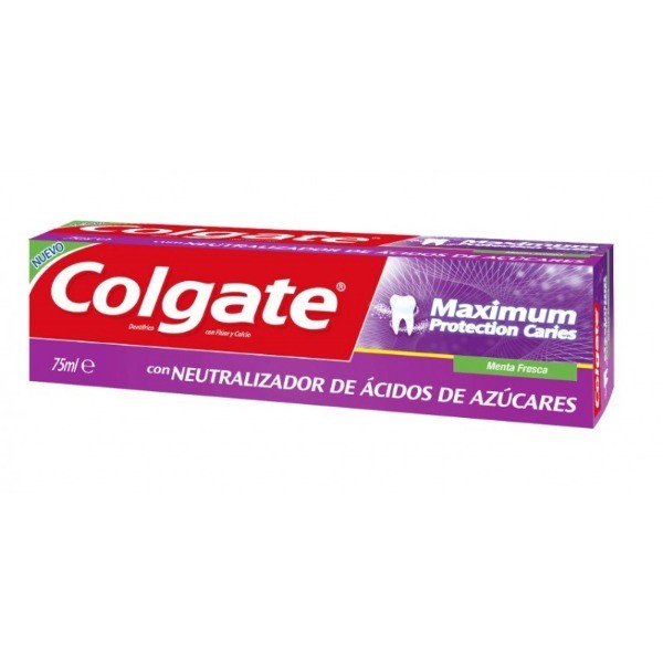 COLGATE Maximum Protección Caries 75 ml