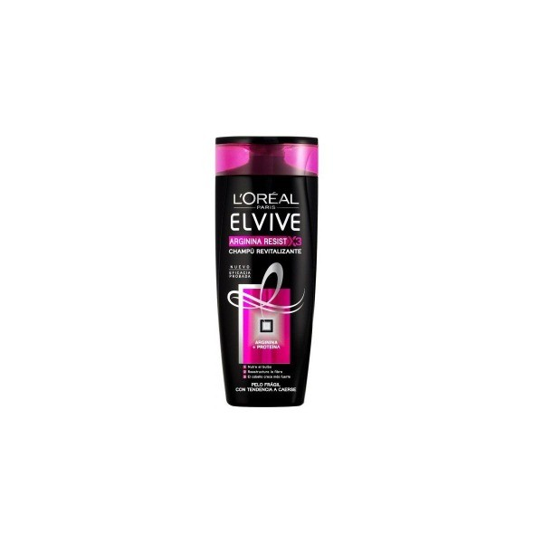 L´Oreal Elvive champu Arginina Resist 285 ml