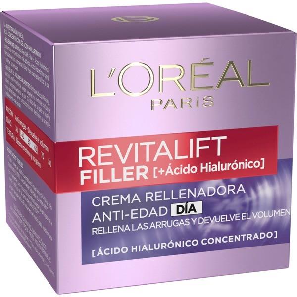 L´Oreal Revitalift Filler Crema Rellenadora Dia 50 ml