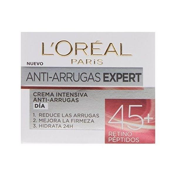 L´Oreal Active Antiarrugas + 45   Crema Día 50 ml