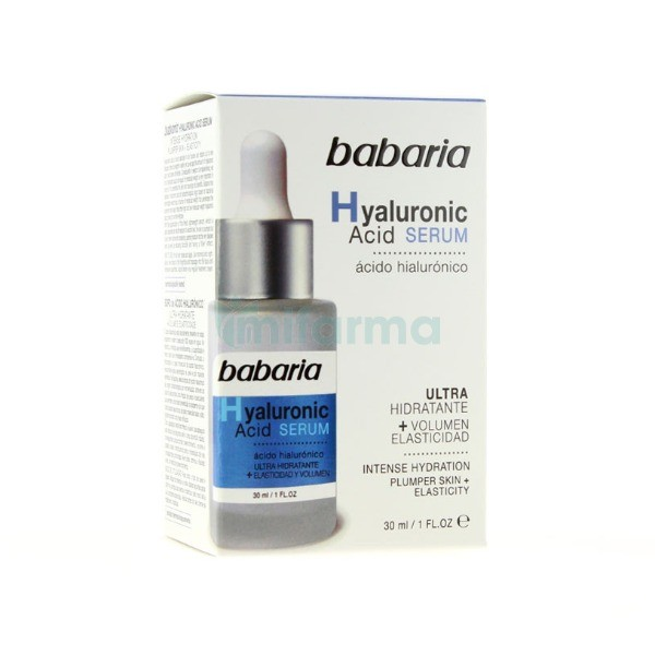 BABARIA Serum Acido Hyaluronico 30 ml