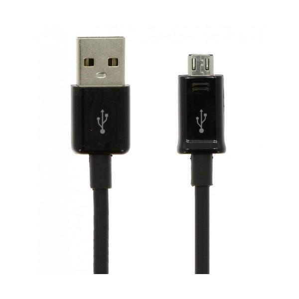 Samsung ecb-du4awe negro cable de datos usb a micro usb original de samsung 1 metro