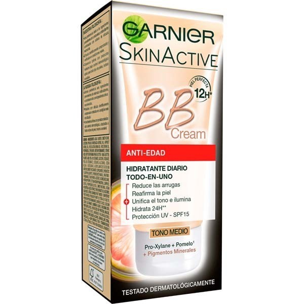 Garnier BB Cream Antiedad Tono medio