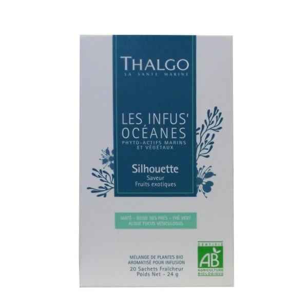 Thalgo infus'oceane bio silhouette bio tratamiento 20un