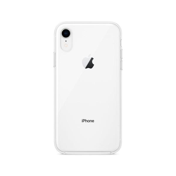 Apple carcasa transparente iphone xr original apple