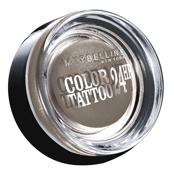 Maybelline color tattoo 24h sombra de ojos 055 inmortal charcoal