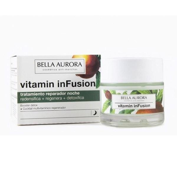 Bella aurora vitamin infusion tratamiento 50ml
