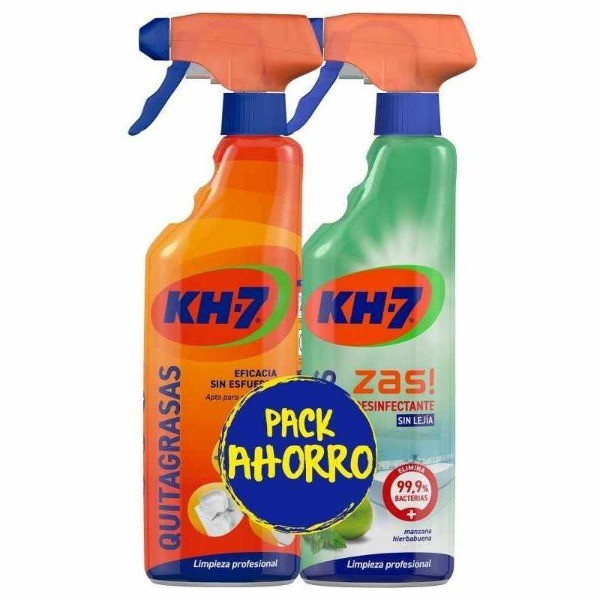 KH-7 QUITAGRASAS PISTOLA 750 + ZAS BAÑO