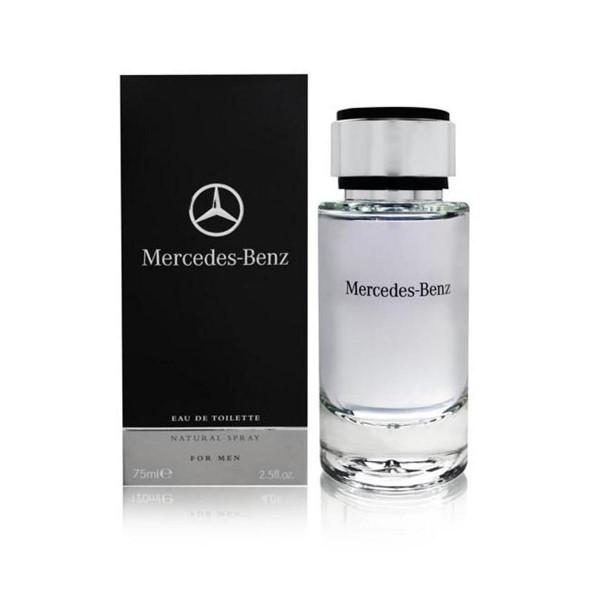 Mercedes benz mercedes benz eau de toilette 75ml vaporizador