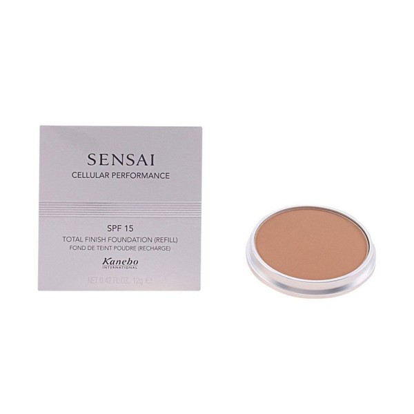 Kanebo sensai cellular performance total finish foundation relleno tf25