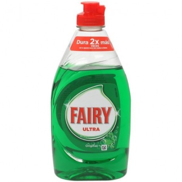 Fairy lavavajillas Ultra Original 350 ml
