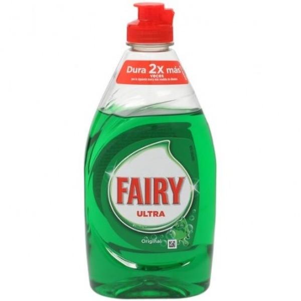 Fairy lavavajillas Ultra Original 350 ml