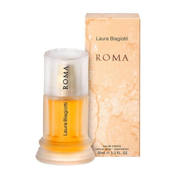 Laura biagiotti roma eau de toilette 50ml vaporizador