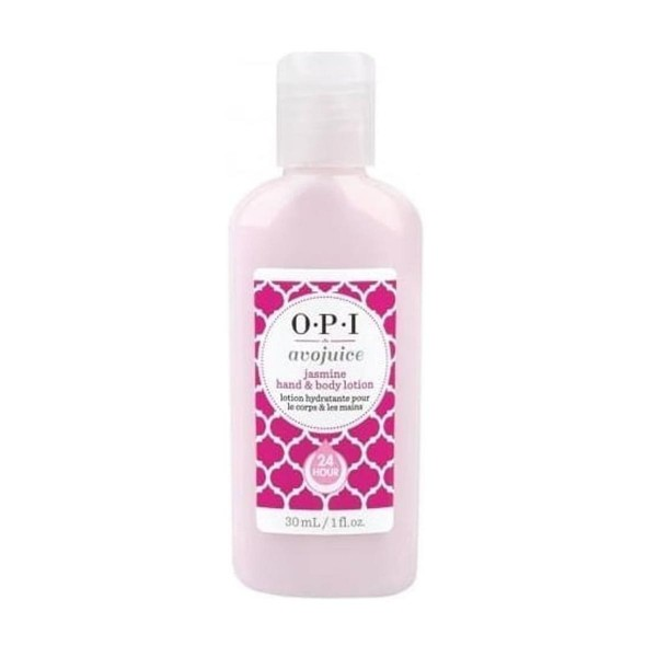 Opi avojuice body lotion jasmine 28ml