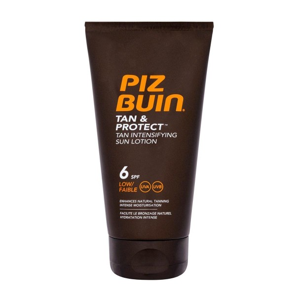 Piz buin tan&protect tan intesifying sun lotion spf6 150ml