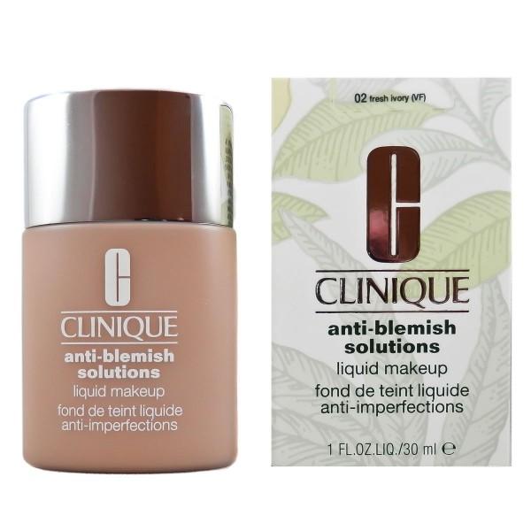 Clinique anti-blemish solutions liquid makeup 02 fresh ivory