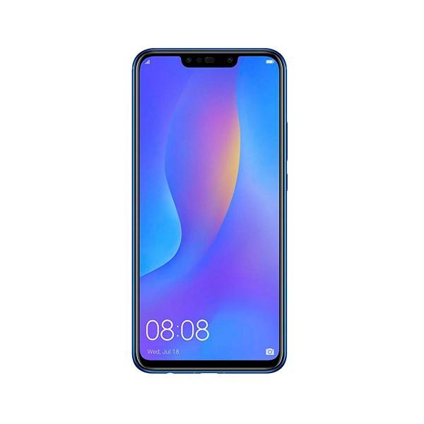 Huawei p smart plus púrpura móvil 4g dual sim 6.3'' ips fhd+/8core/64gb/4gb ram/16mp+2mp/24mp+2mp