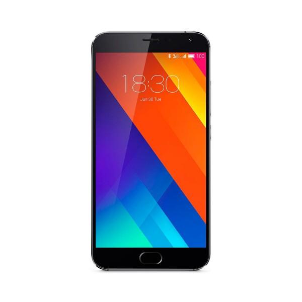 Meizu mx5 teléfono móvil 4g 5.5''/octa-core/32gb/3gb ram/20.7mp/5mp dual sim plata