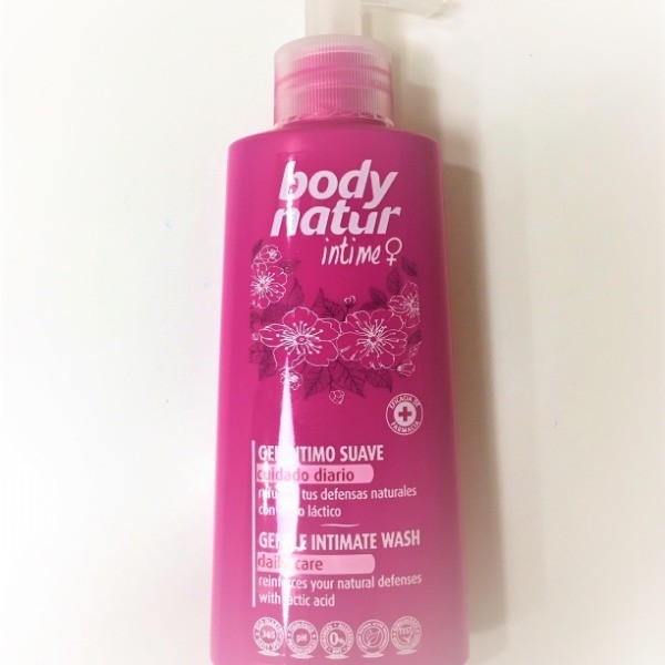 Body Natur Gel Intimo Suave 200 ml