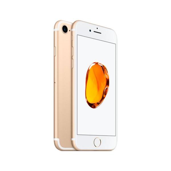 Apple iphone 7 128gb dorado móvil 4g 4.7'' ips/4core/128gb/2gb ram/12mp ois/7mp