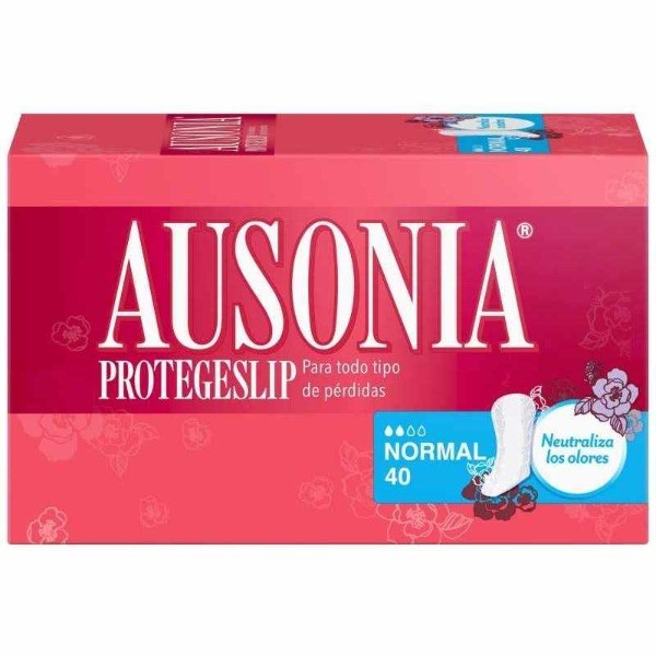 AUSONIA  Protegeslip Normal 40 u