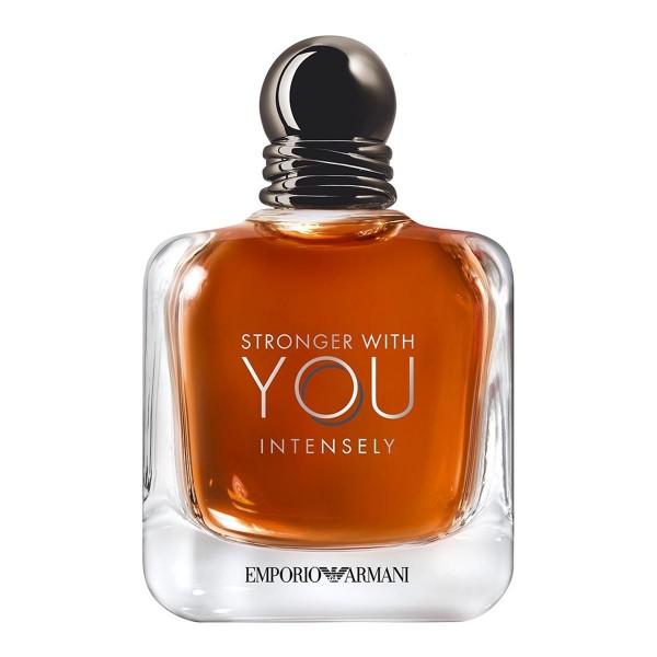 Giorgio armani stronger with you intensely eau de parfum pour homme 50ml vaporizador