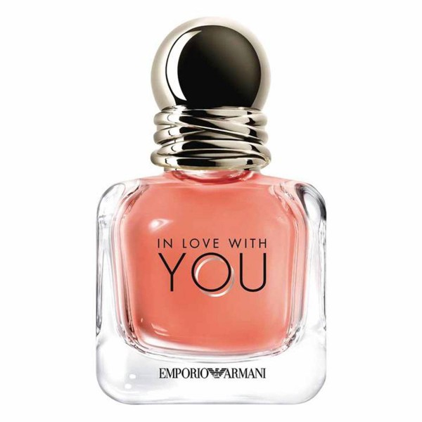 Giorgio armani in love with you eau de parfum 100ml vaporizador