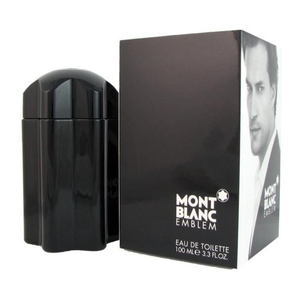 Montblanc emblem eau de toilette 100ml vaporizador