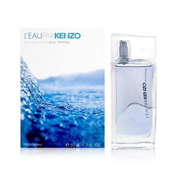 Kenzo l'eau par kenzo eau de toilette pour homme 50ml vaporizador