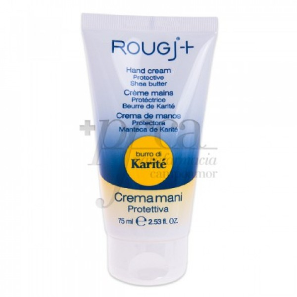 ROUGJ CREMA DE MANOS PROTECTORA 75ML