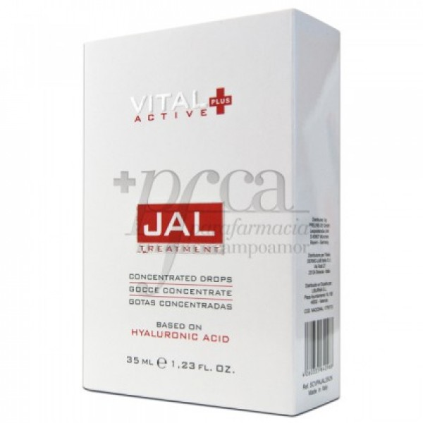 VITAL PLUS ACTIVE JAL ACIDO HIALURONICO 35ML