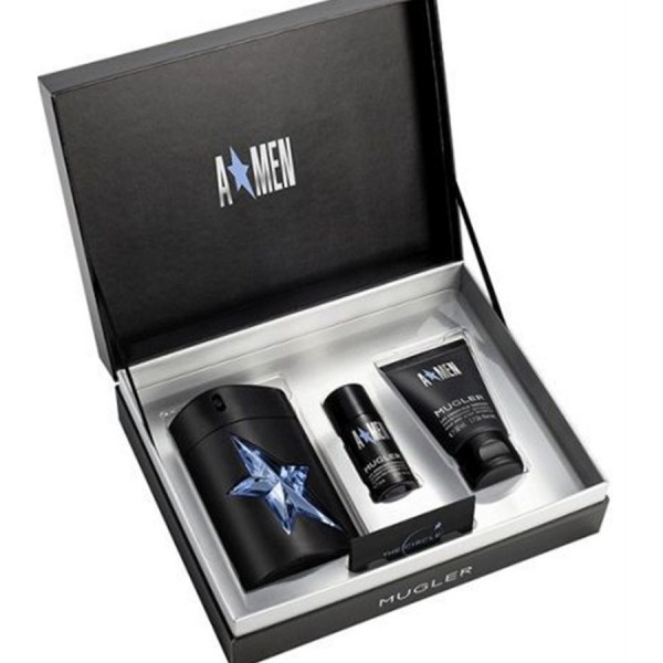Thierry mugler amen metal eau de toilette pack transparente 100ml vaporizador