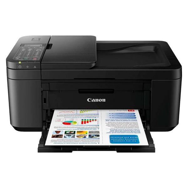 Canon pixma tr4550 negro impresora multifunción inalámbrica