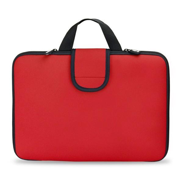 E-vitta elements roja funda de diseño para portátiles de 13.3'' a 14''