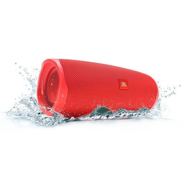 Jbl charge 4 rojo altavoz inalámbrico portátil 30w bluetooth impermeable ipx7