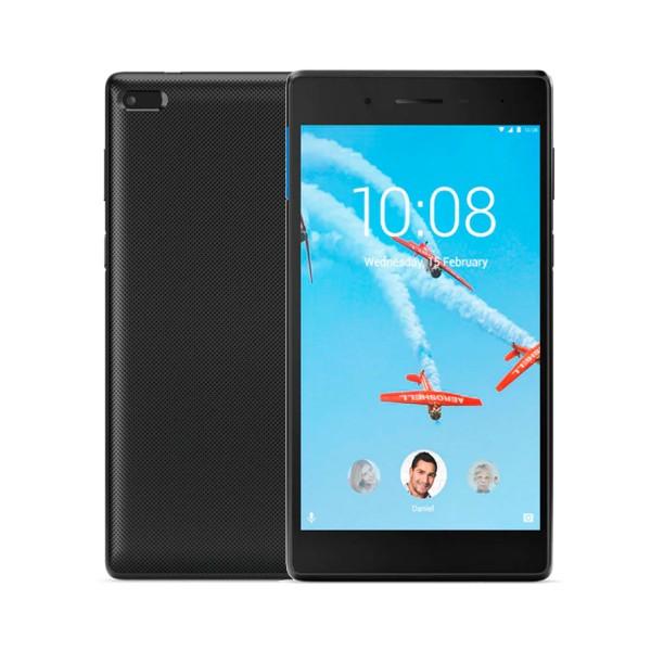 Lenovo tab7 essential negro tablet wifi 7'' ips hd/4core/16gb/1gb ram/2mp/0.3mp