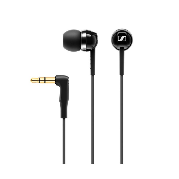 Sennheiser cx-100 auriculares de boton hifi intraurales