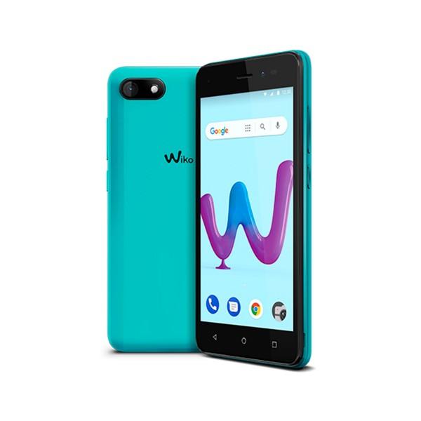Wiko sunny3 turquesa móvil 3g dual sim 5'' tft fwvga/4core/8gb/512mb ram/5mp/2mp