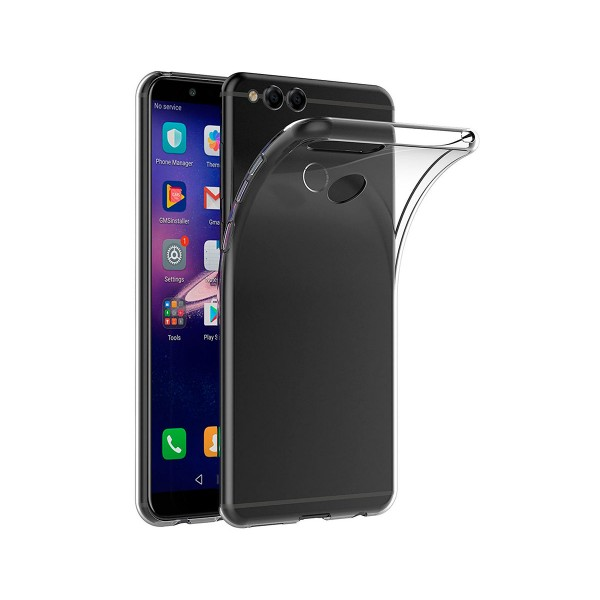 Jc carcasa trasera transparente honor 7x
