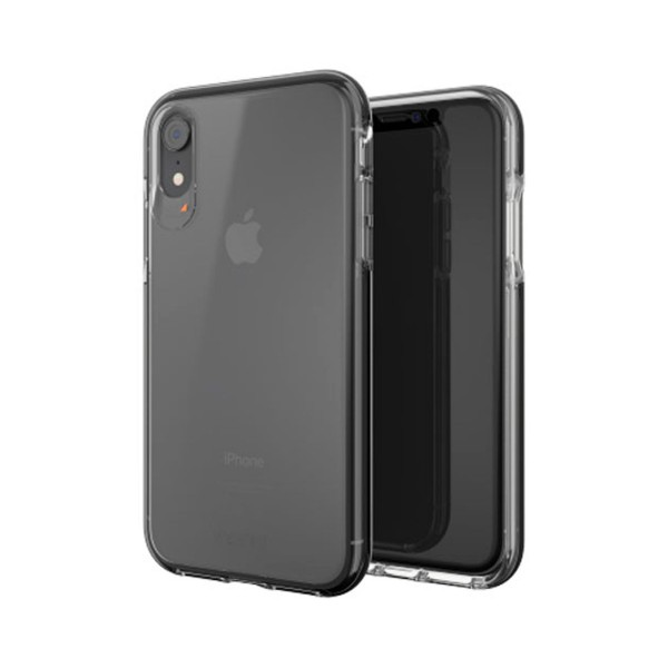 Akashi carcasa trasera transparente resistente apple iphone xr