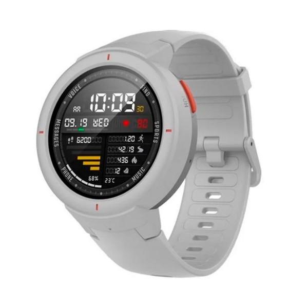 Xiaomi amazfit verge smartwatch blanco 1.3'' amoled wifi gps bluetooth 5 días de autonomía 4gb/512mb