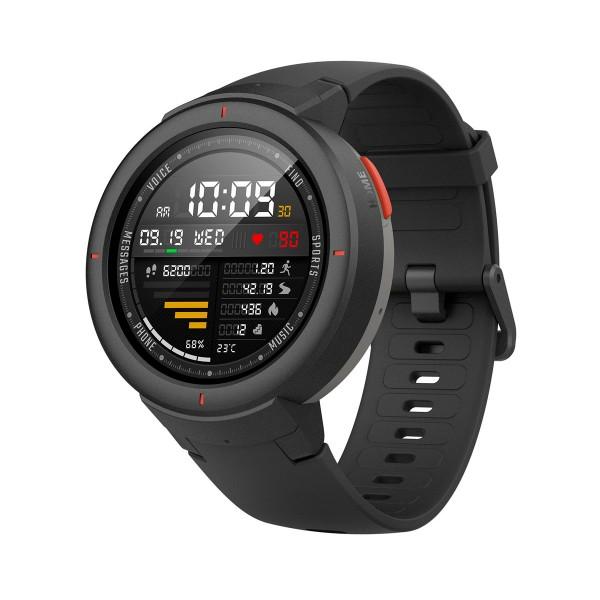 Xiaomi amazfit verge smartwatch gris 1.3'' amoled wifi gps bluetooth 5 días de autonomía 4gb/512mb